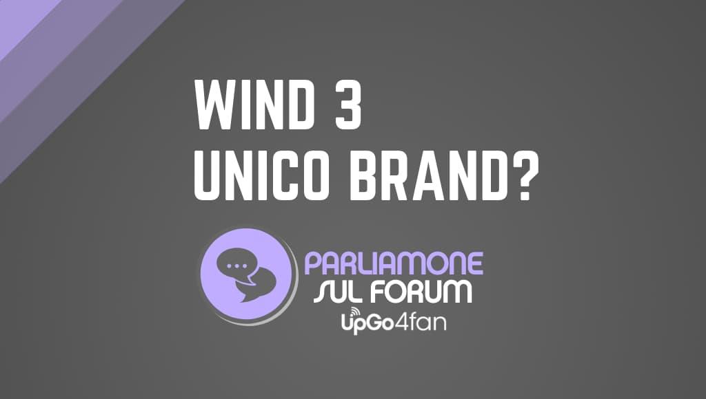 Wind 3 Brand Unico