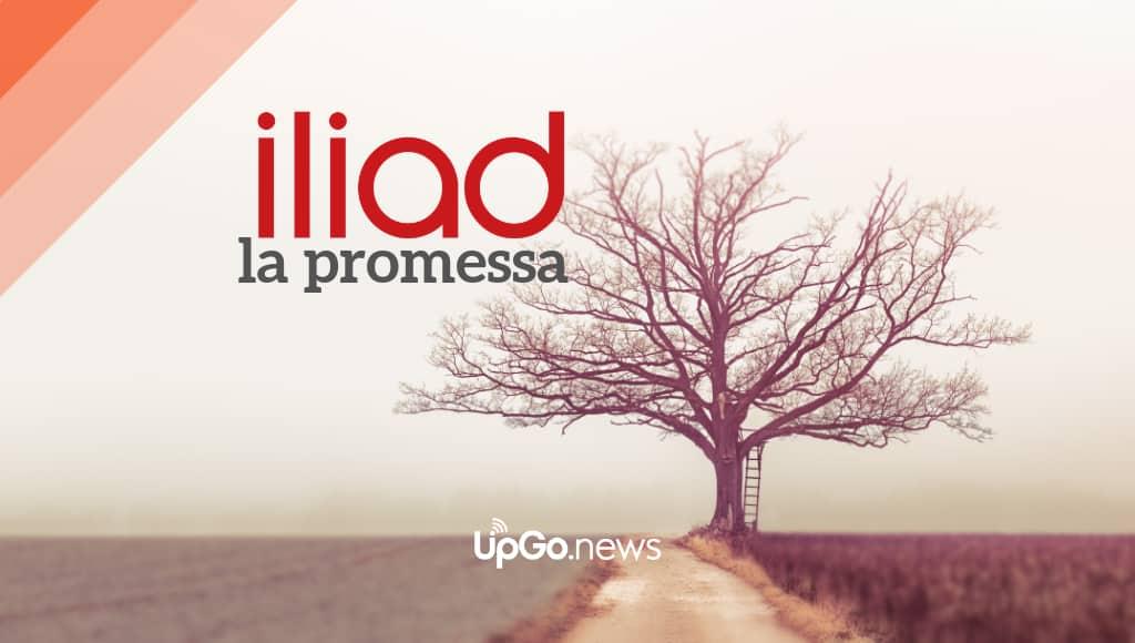 Iliad la promessa