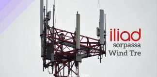 Iliad antenne