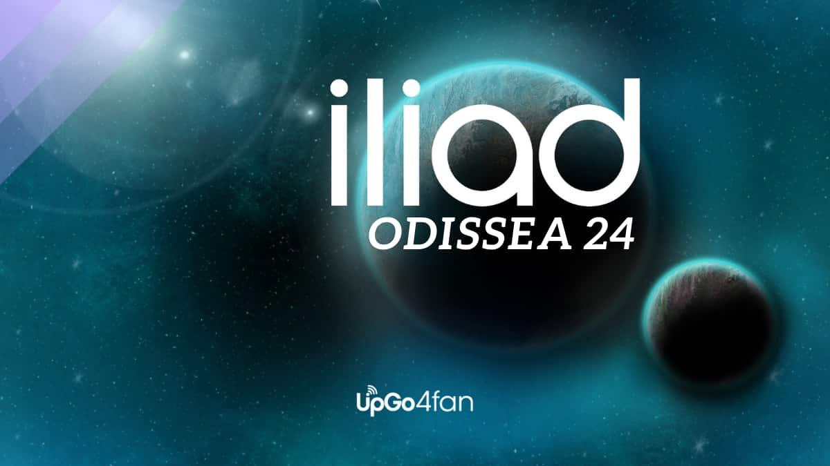 Odissea 24 di Iliad