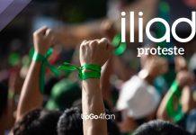 Iliad proteste