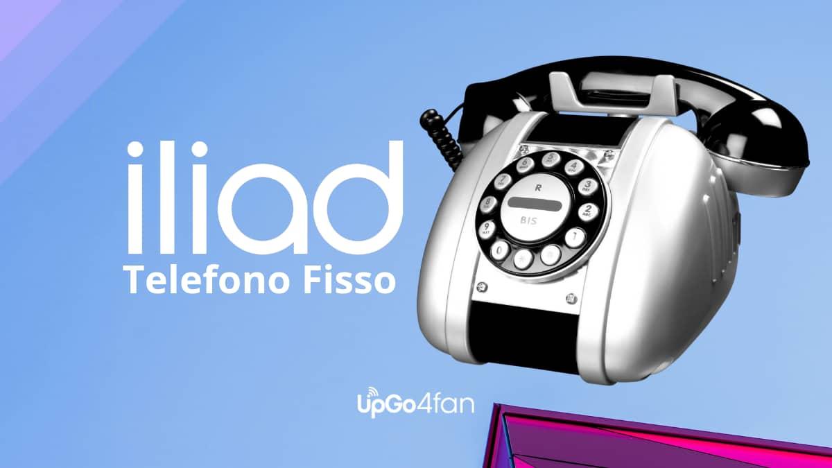 Iliad Telefono Fisso