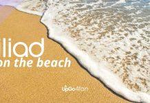 Iliad on the beach