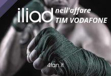 Iliad affare Tim Vodafone