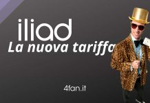Nuova Tariffa Iliad
