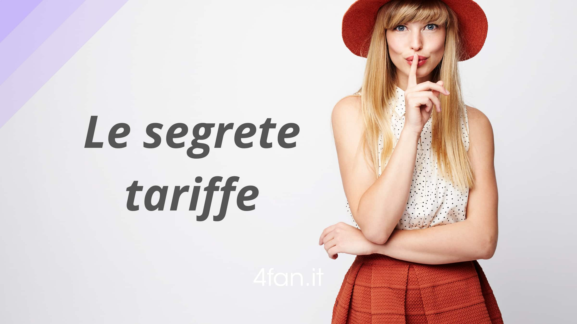 Le tariffe segrete di Tim e Vodafone