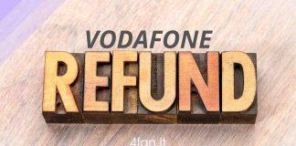 Vodafone refound