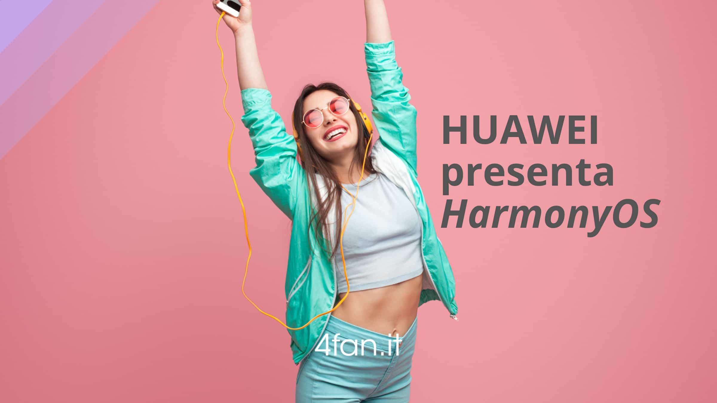 Harmony OS di Huawei
