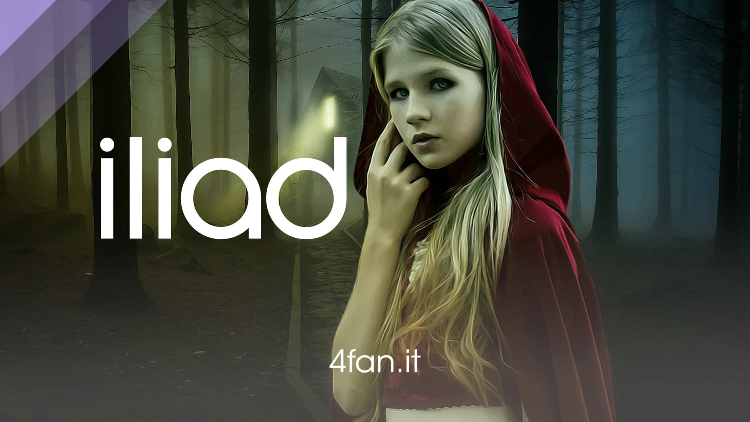 Il silenzio di Iliad