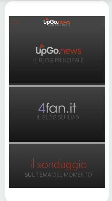 Nuova Home App UpGo.news