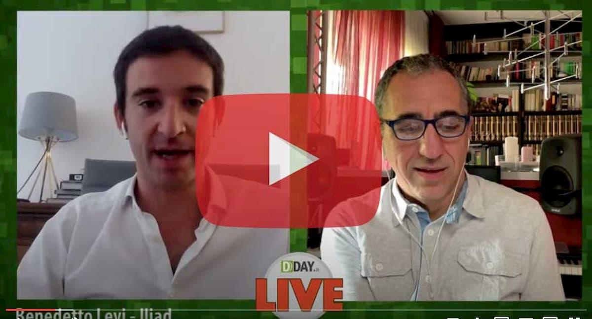 Benedetto Levi intervista