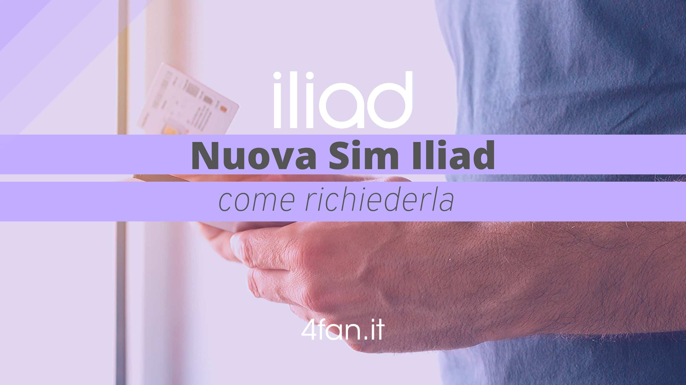 Nuova Sim Iliad
