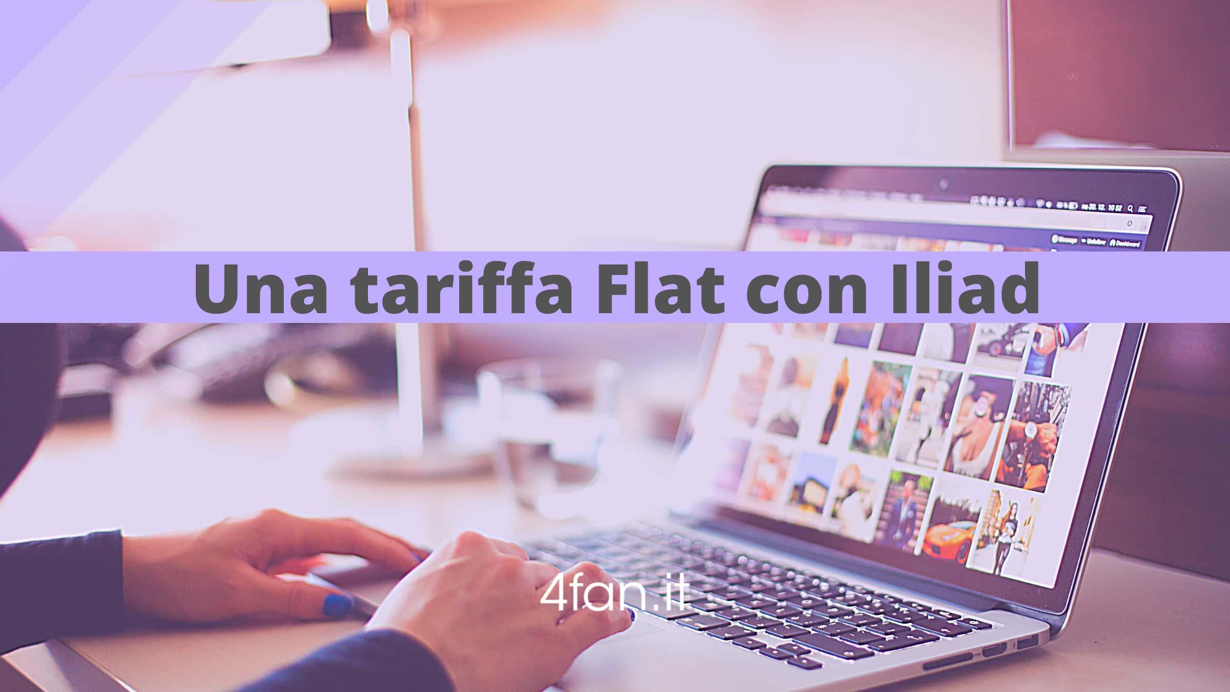 Iliad tariffa flat