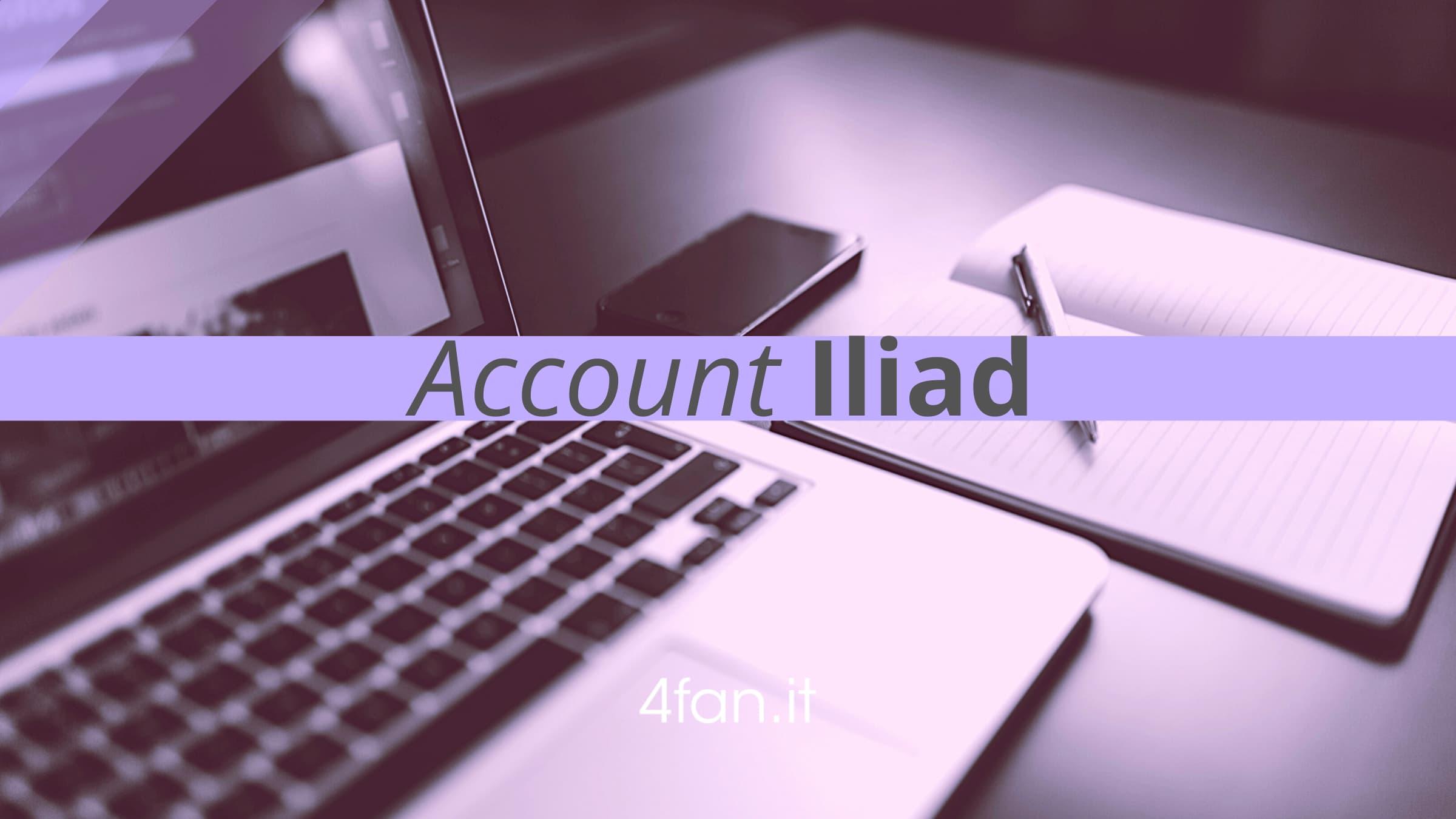 Account Iliad