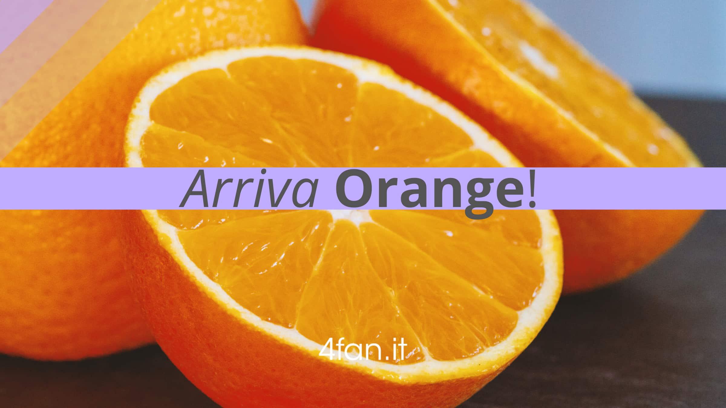 Arriva Orange