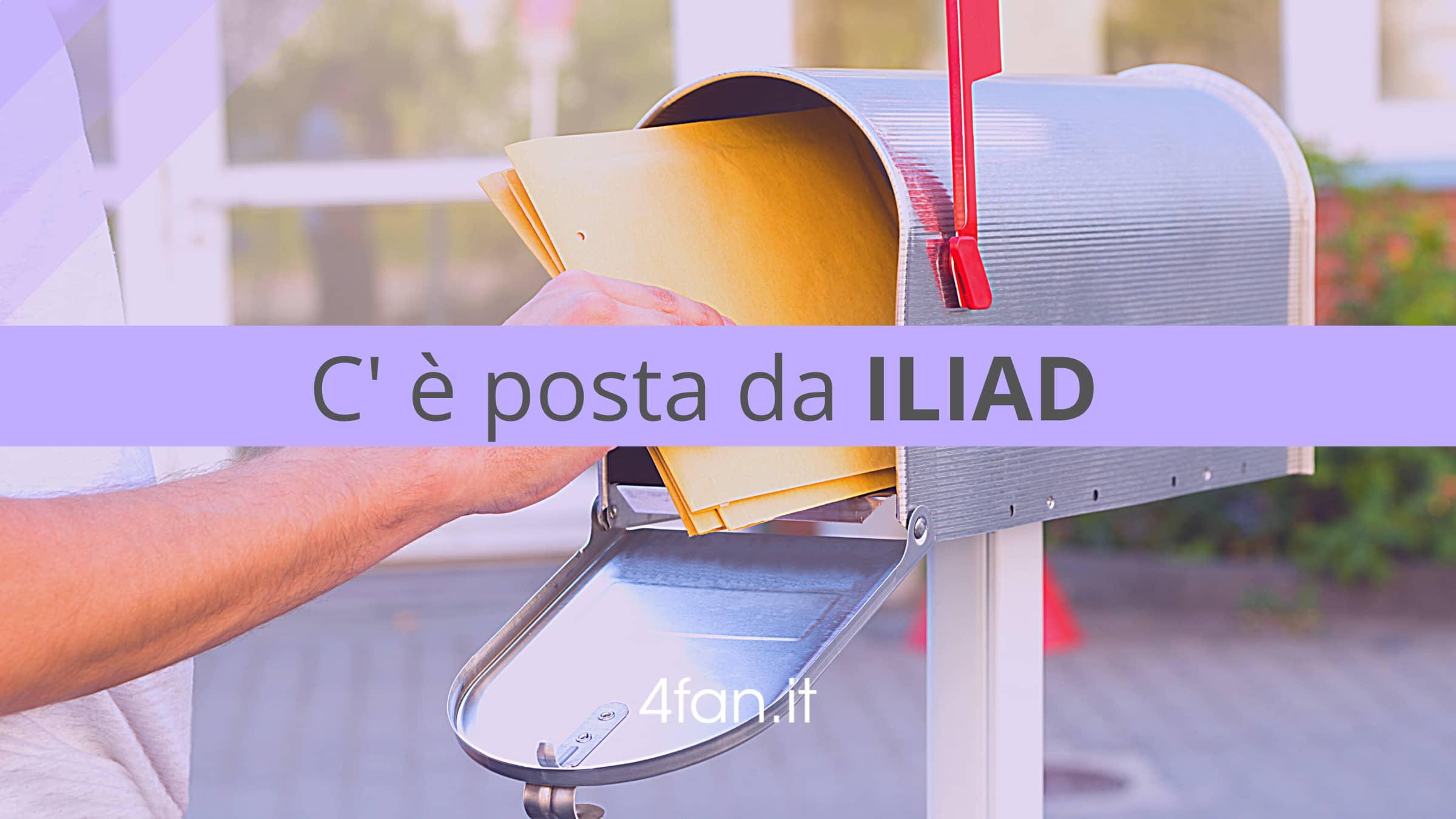 Posta da Iliad