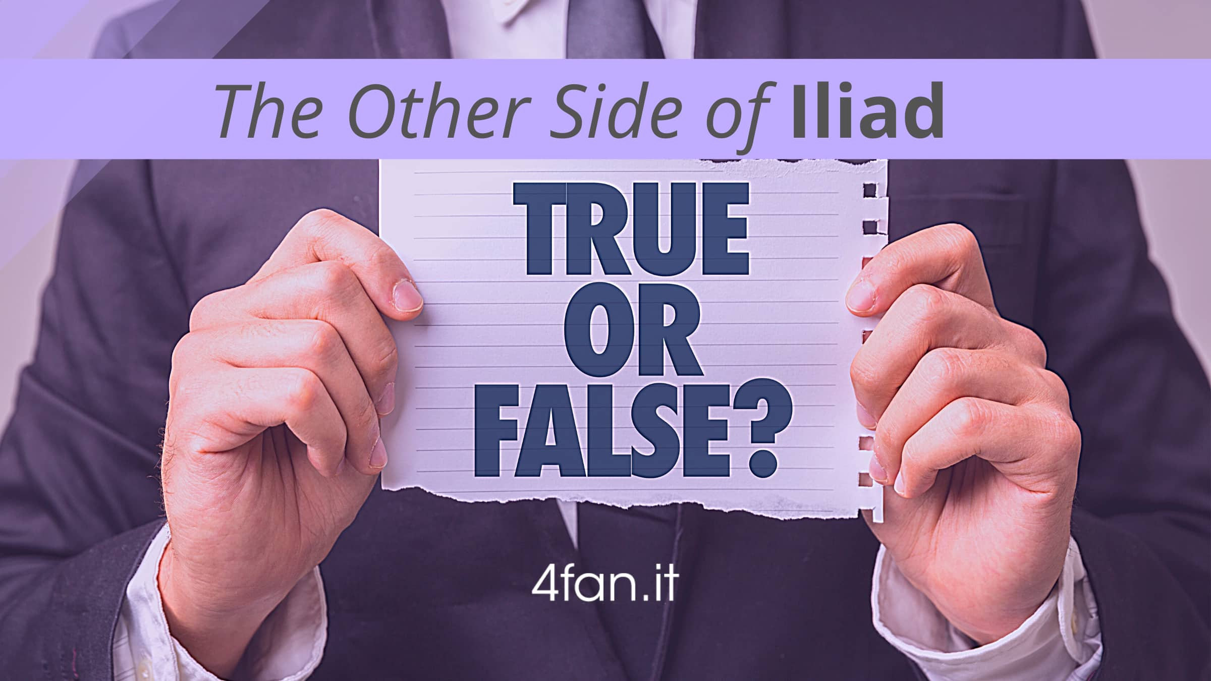 The Other Side of Iliad