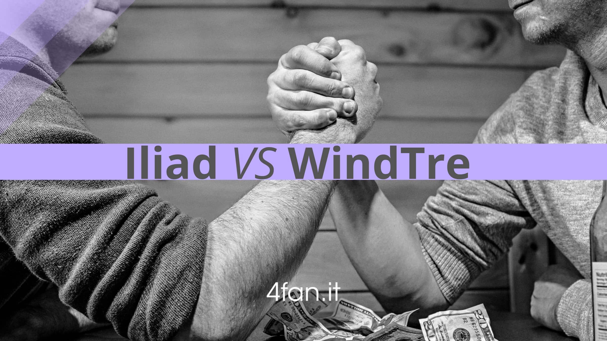 Iliad VS WindTre