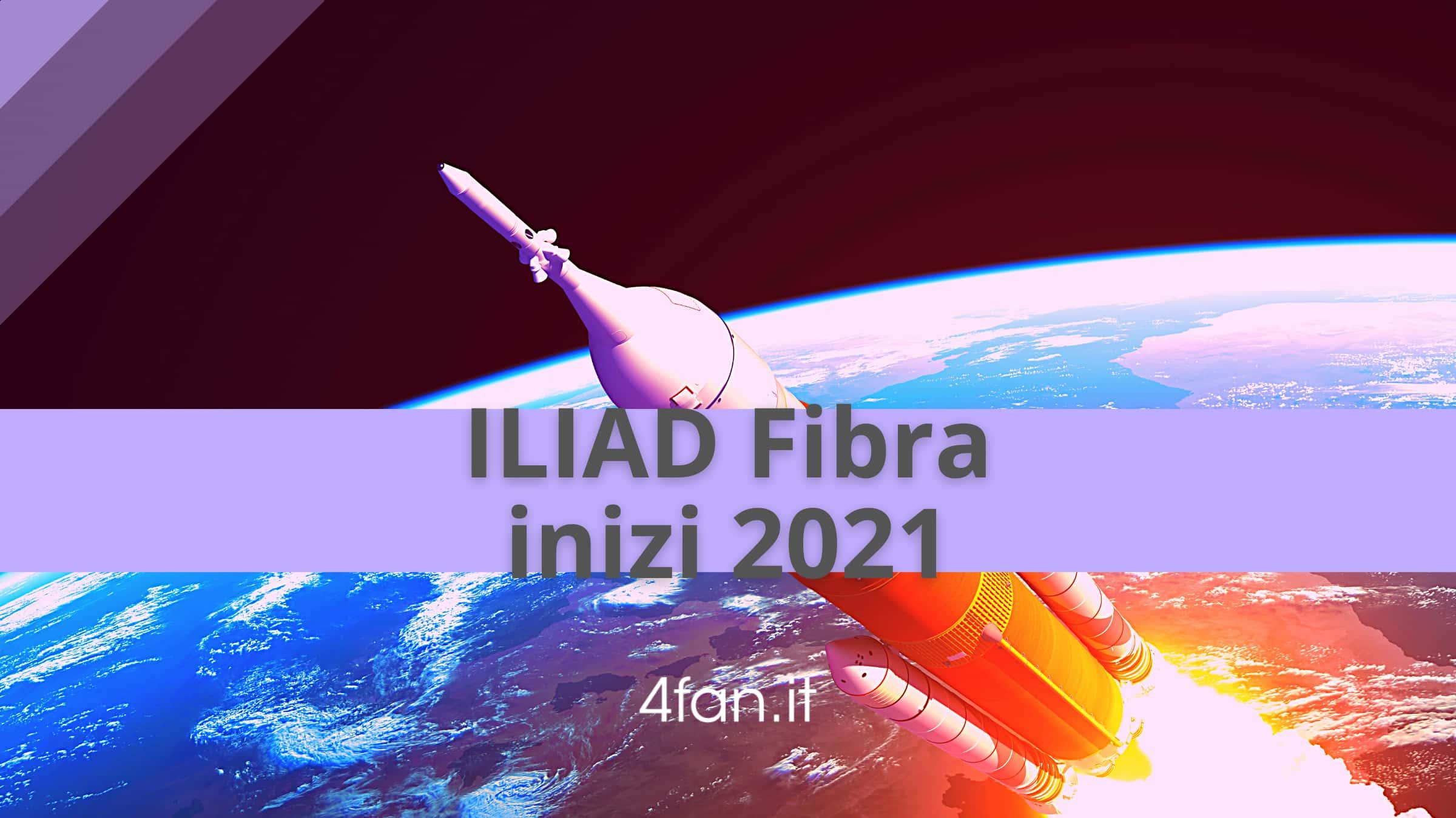 Iliad Fibra 2021
