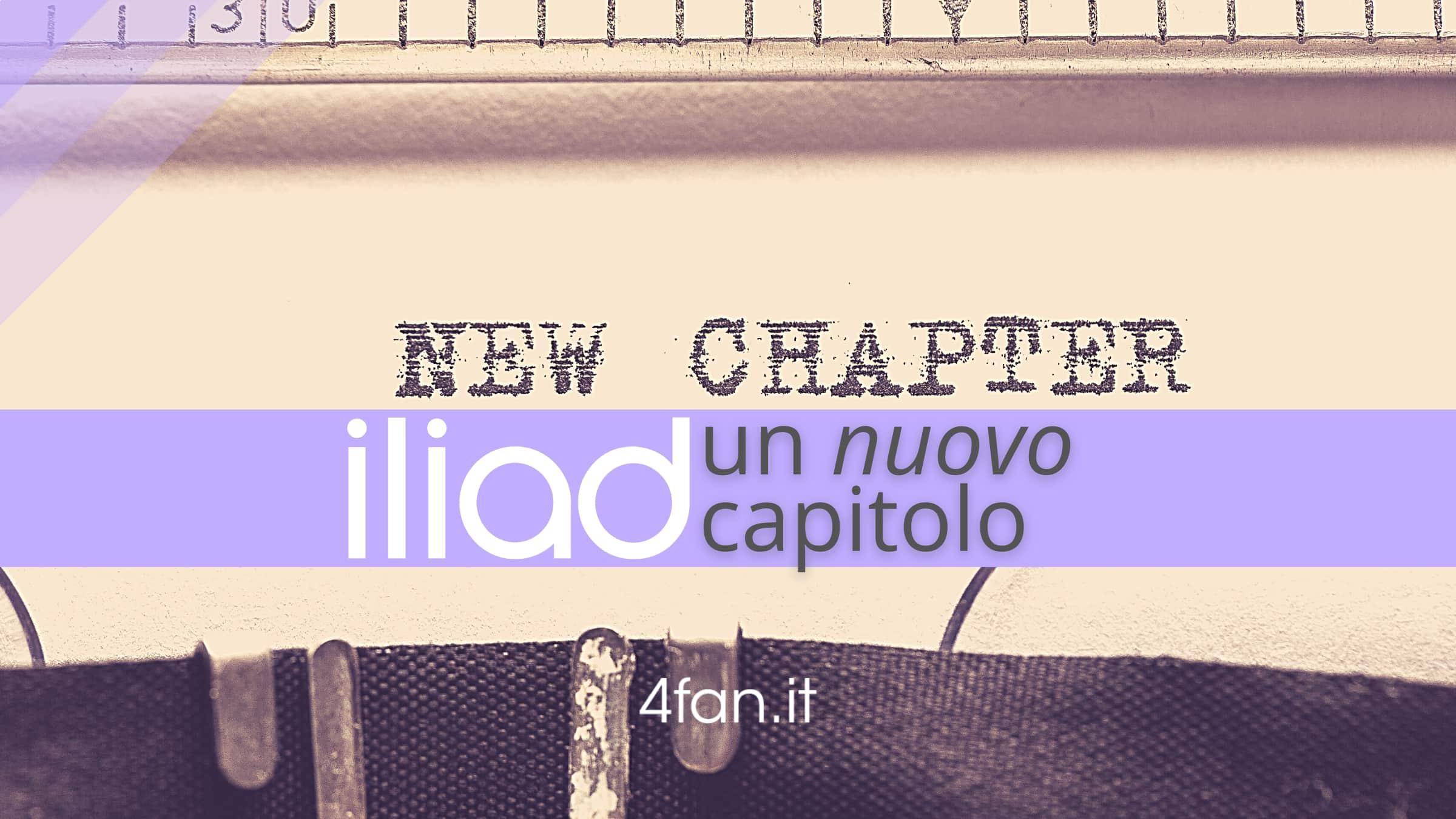 Nuovo Capitolo Iliad