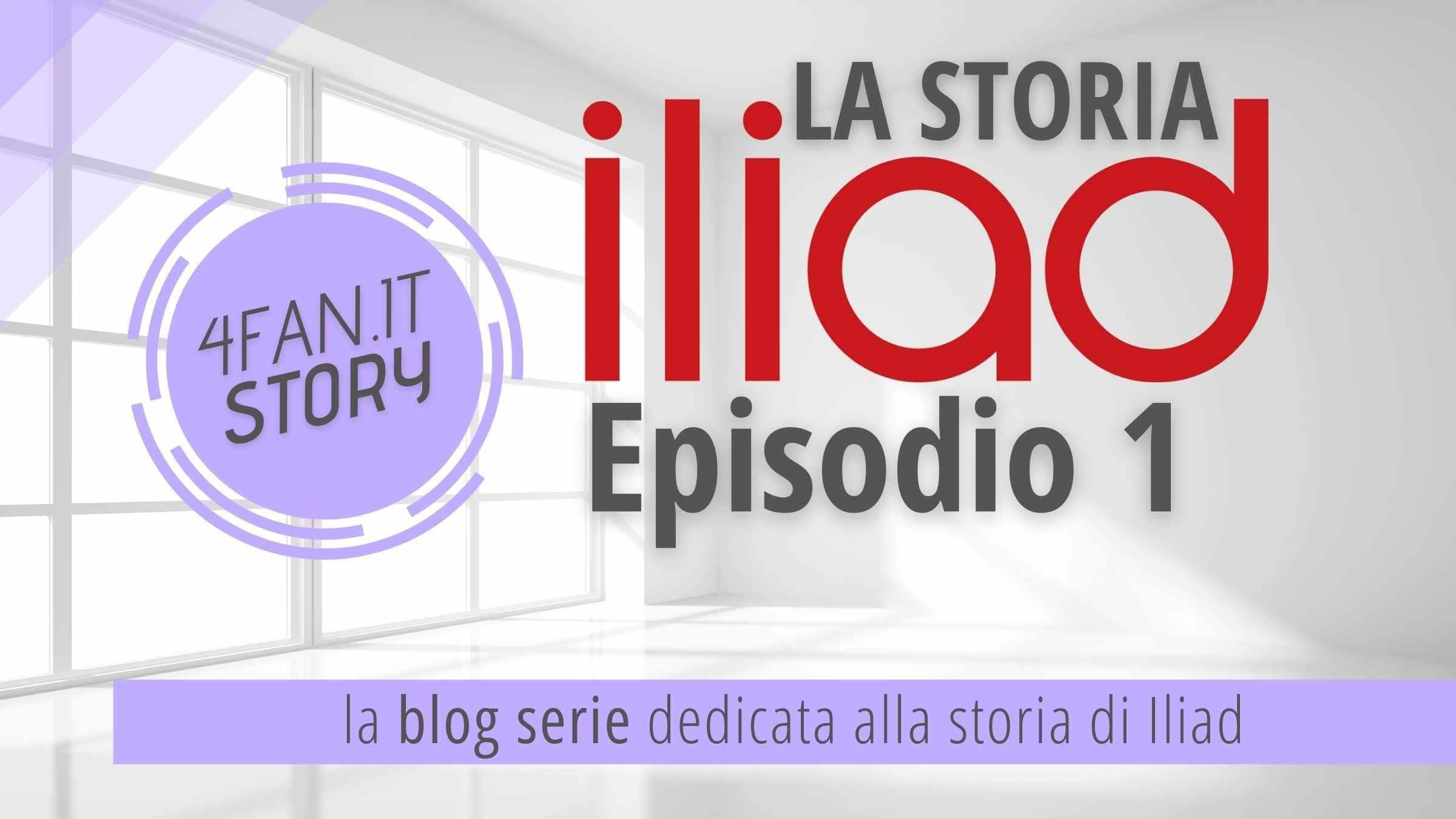 Iliad la storia. Episodio 1
