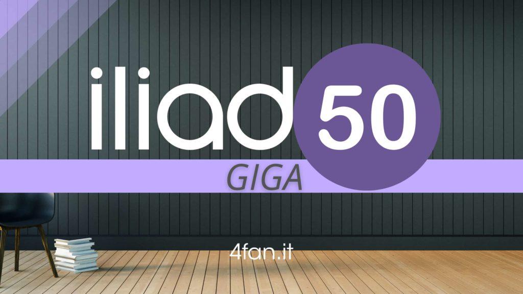 Iliad Giga 50