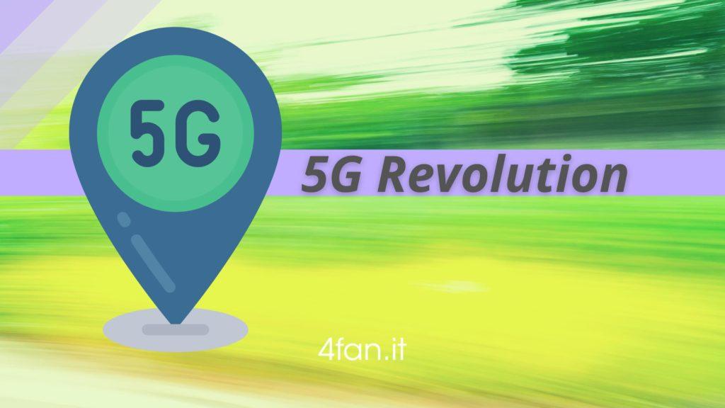 5G a cosa serve e cosa cambia rispetto al 4G