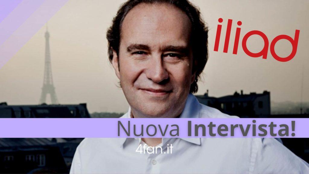 Xavier Niel Iliad, nuova intervista