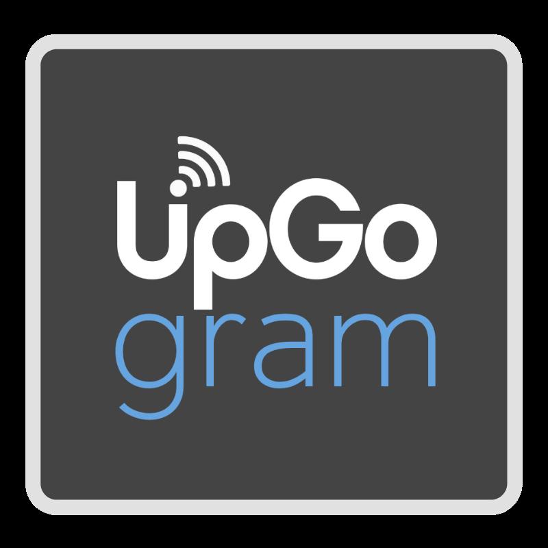 Logo di UpGogram canale Telegram