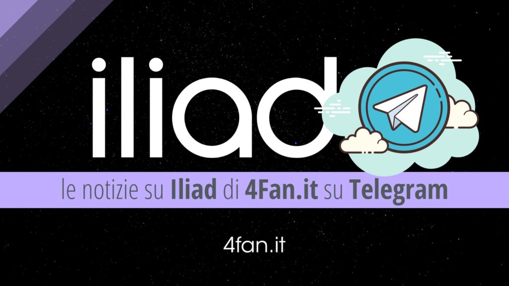 Iliad Telegram