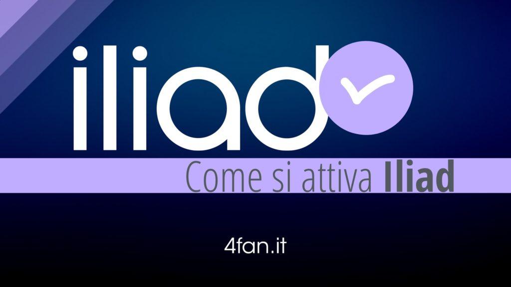 Attivazione Iliad