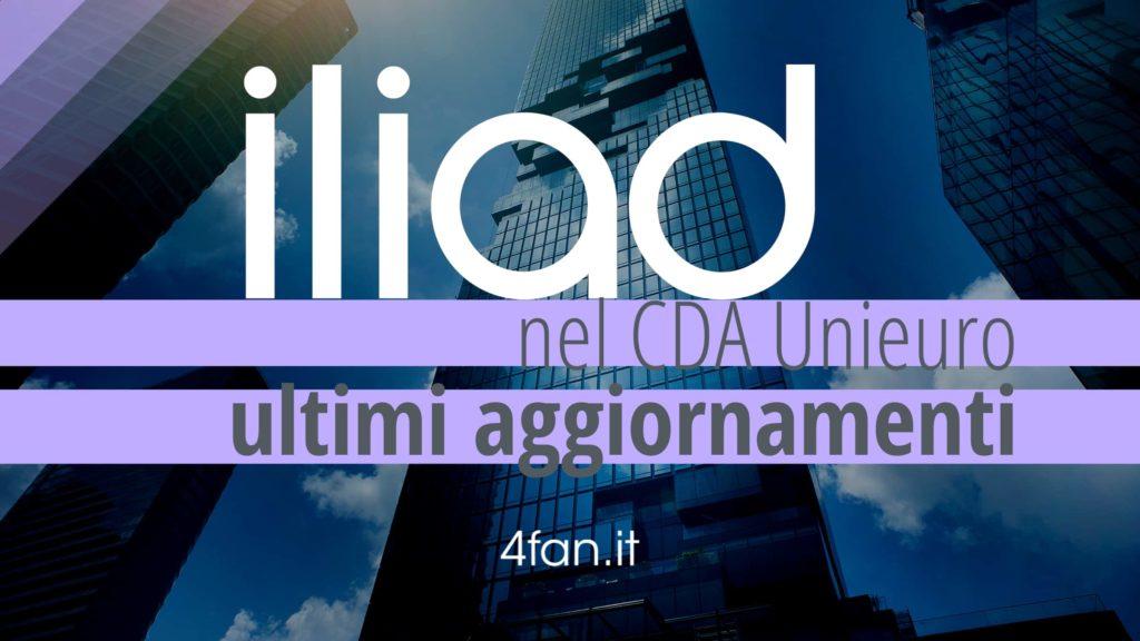 Iliad nel CDA Unieuro