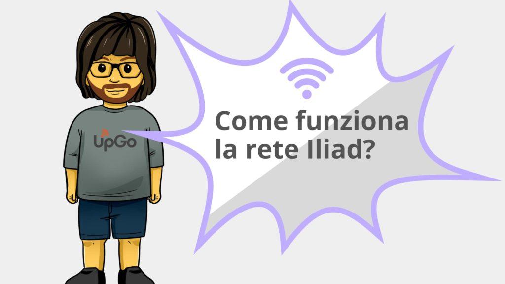 come funziona la rete mobile Iliad