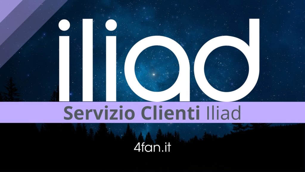 Servizio Clienti Iliad