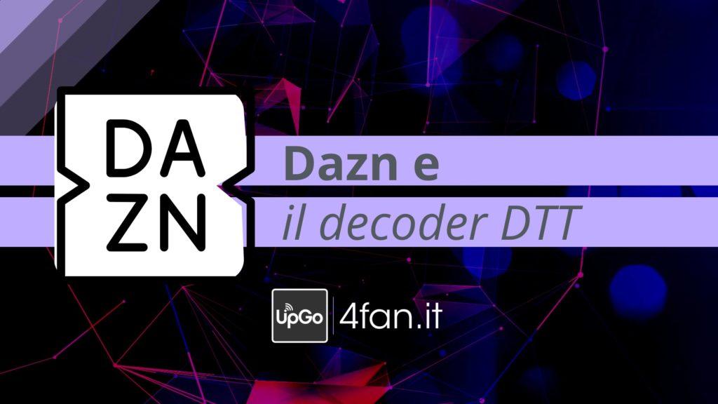 Decoder DTT Dazn