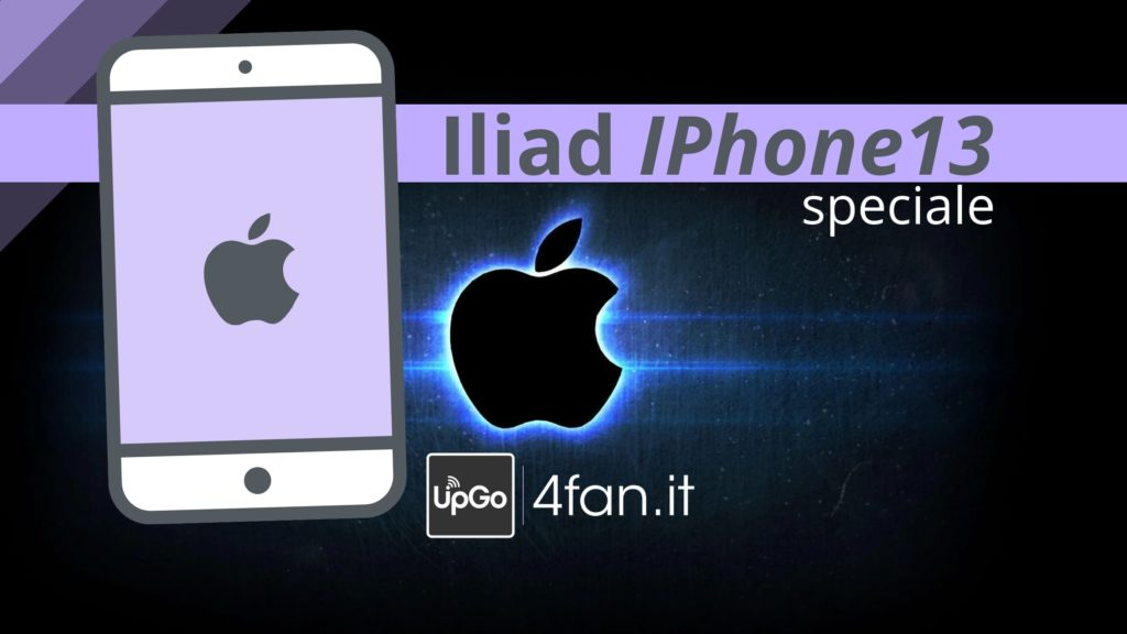 Iliad IPhone 13 a rate