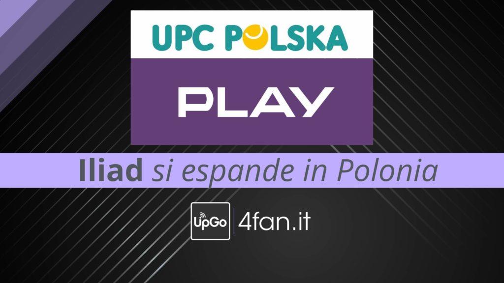 UPC Play in Polonia